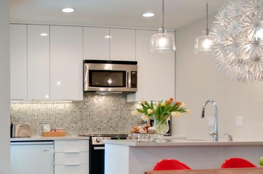 white high gloss kitchen cabinets home design ideas