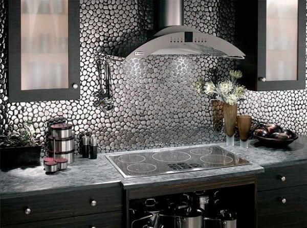 Дизайн фартука для кухни: фото удачных идей сочетания столешницы и фартука, выбор материалов