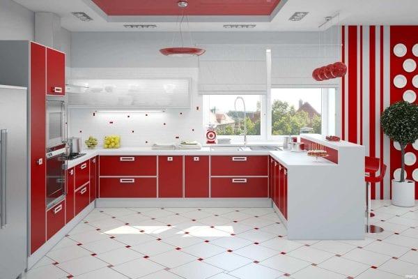 Плитка или мозаика для кухни на фартук: какую выбрать