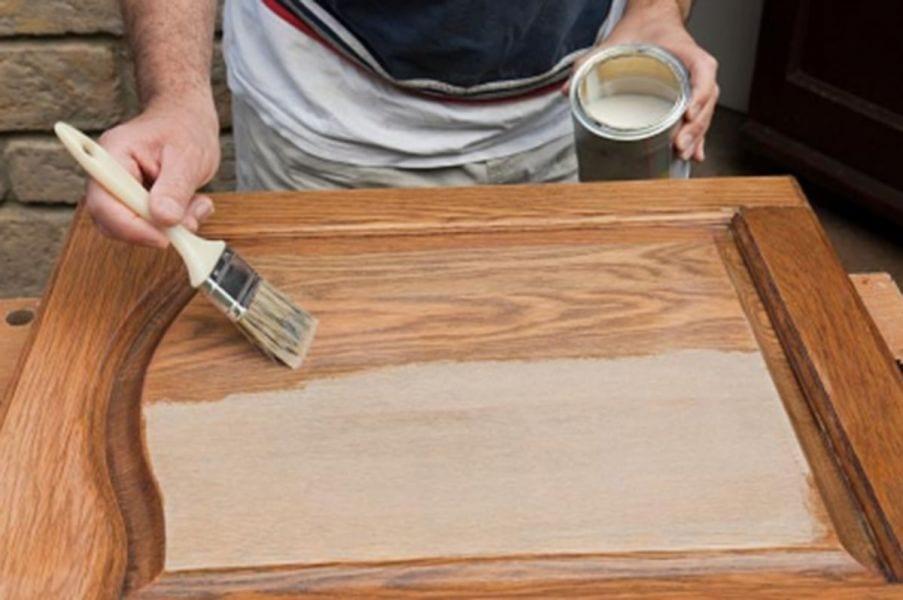 Реставрируем старую мебель своими руками видео