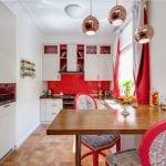 Планировка кухни площадью 9 квадратных метров