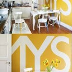 51-yellow-kitchen-typography-wall