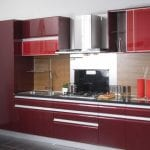 decorating-appealing-kitchen-cabinets-with-black-acrylic-high