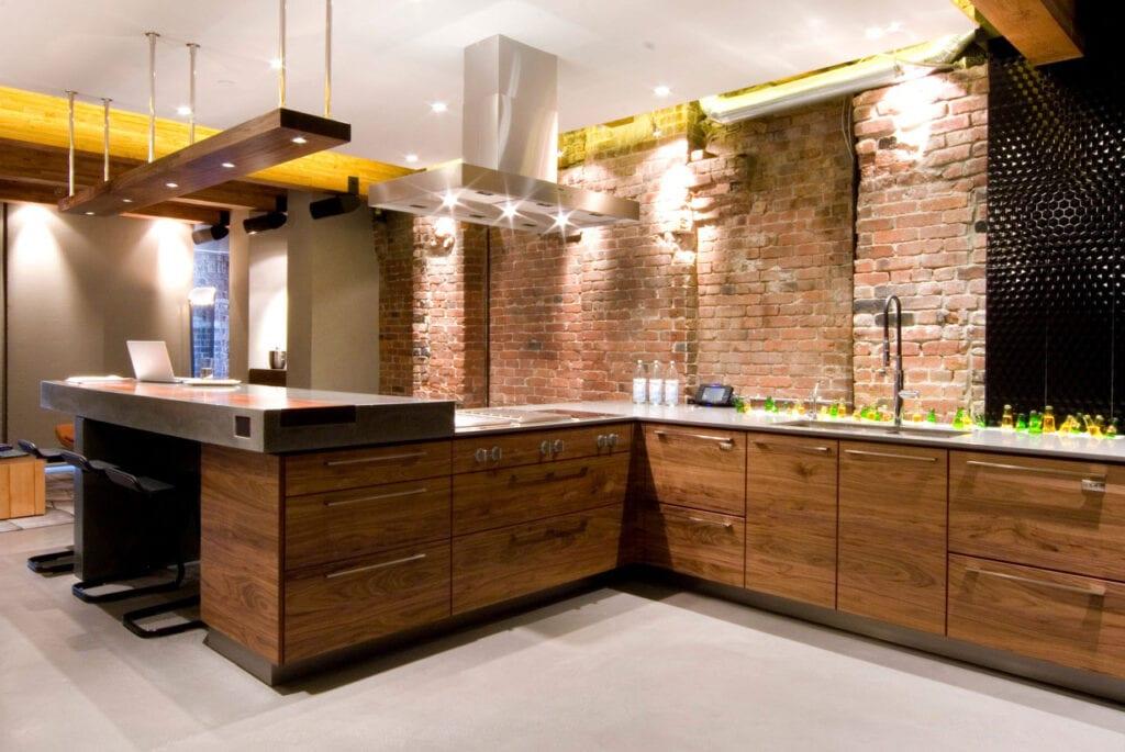 Кухонная мебель в стиле лофт своими руками 2