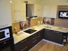 Дизайн кухни площадью 9 квадратных метров: оптимальные угловые решения