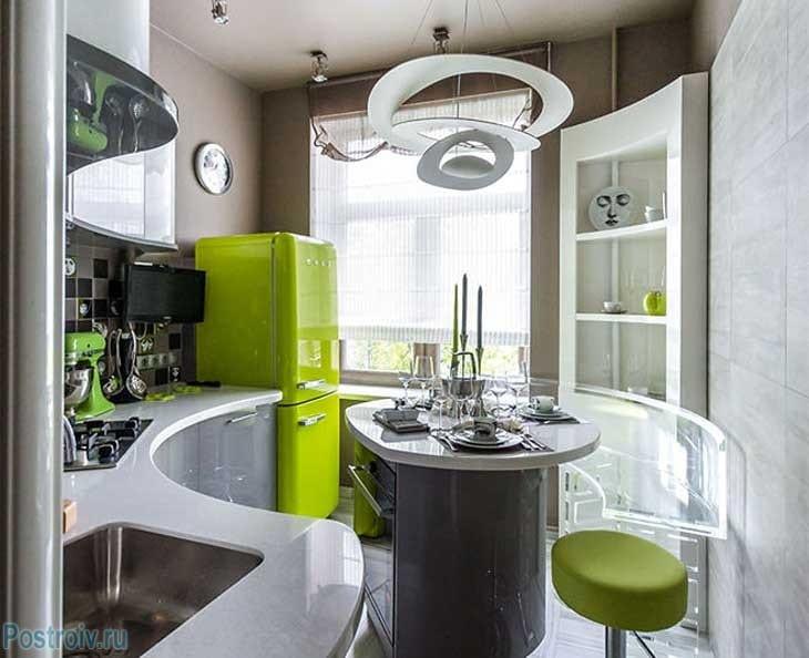 Дизайн кухни 9 кв.м.фото 2017 современные идеи