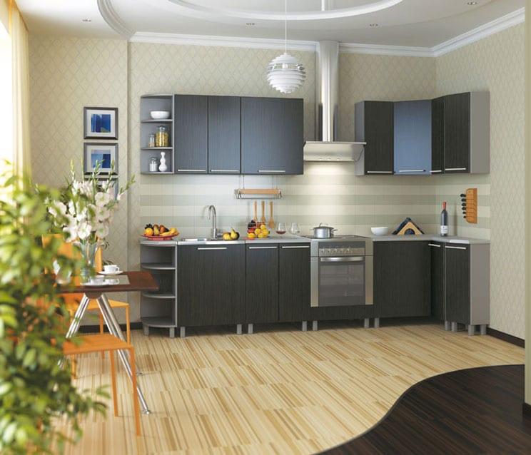 кухни дизайн 9 кв.м фото