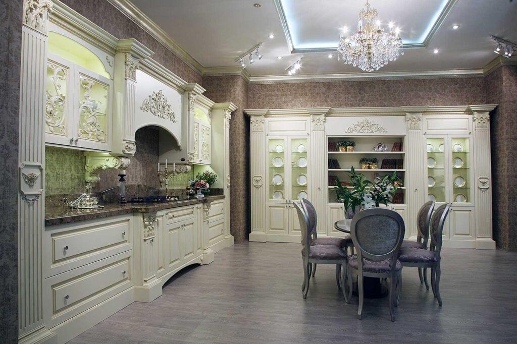 Мебель Для Кухни Гостиной В Москве