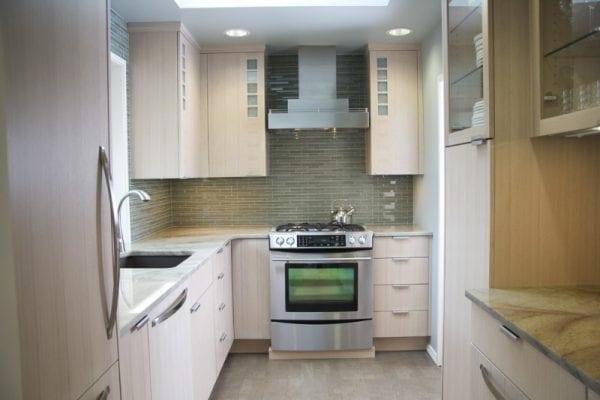 Foto van keukenhoeksets voor een kleine keuken