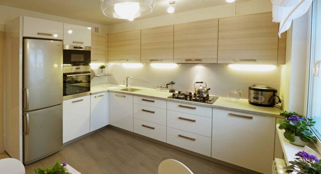Фото кухни дизайн 11 м2