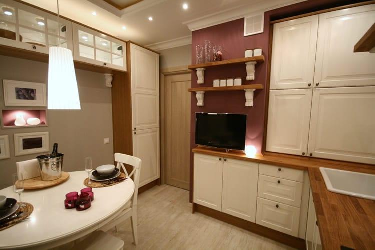 Кухни интерьер и дизайн 10 кв м