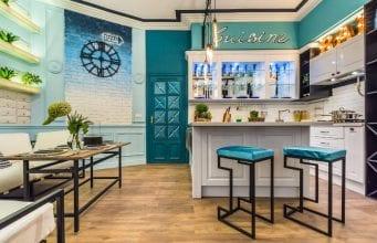 Выбор цвета гарнитуров для кухни: особенности и гармоничные решения