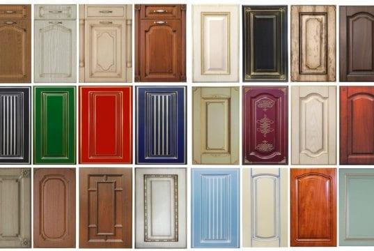 Фасады для кухни: какой лучше выбрать кухонный фасад