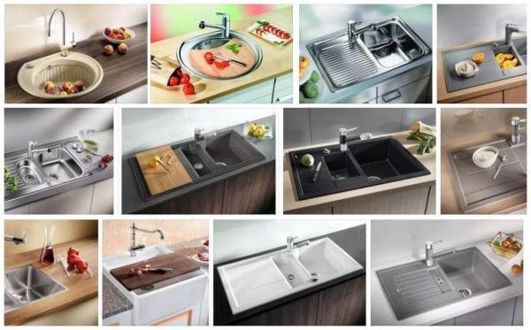 Раковины для кухни