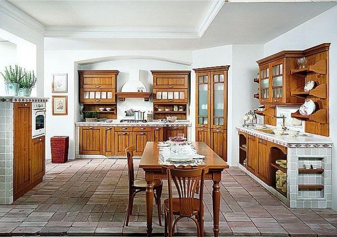Кухня в 40-х годах