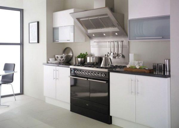 Аксессуары для кухни в стиле минимализм