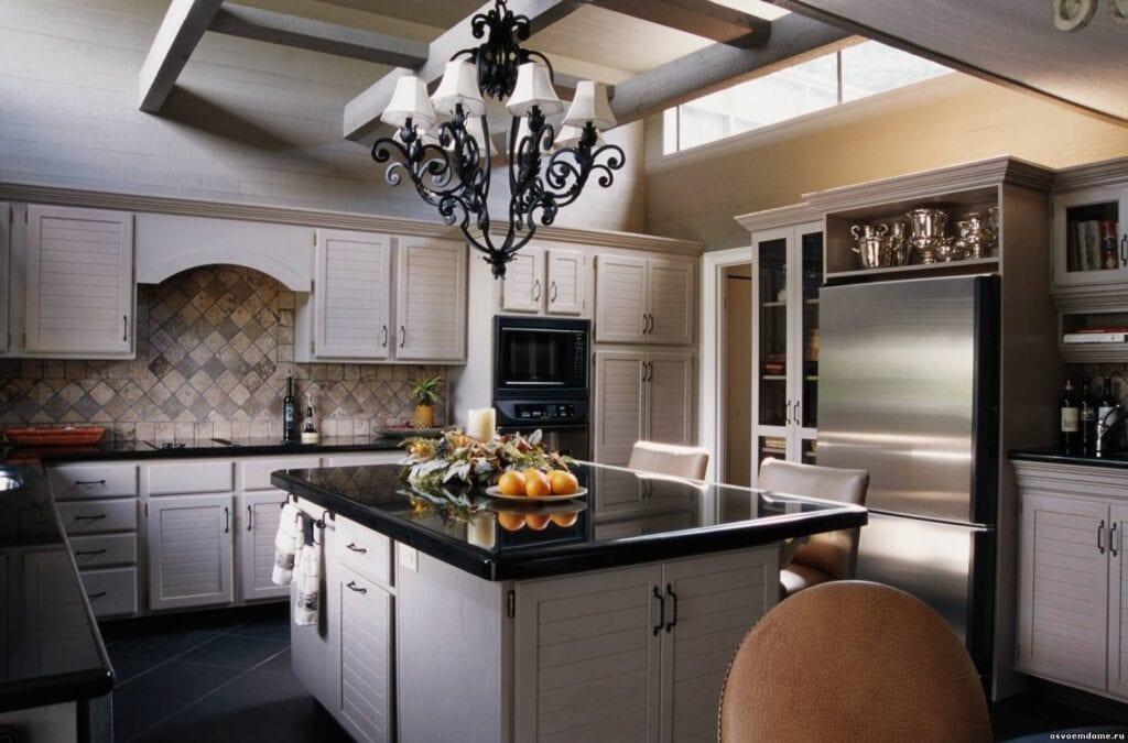 Мужчину, красивые кухни в частных домах фото дизайн 2018 года новинки угловые