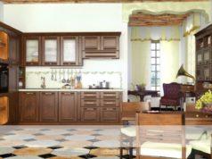 Кухни Мария — каталог