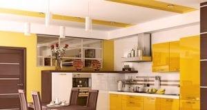 Цвет кухни: цветовые решения для дизайна кухни
