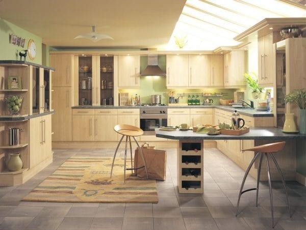 Цветовые решения для кухни по фен-шуй