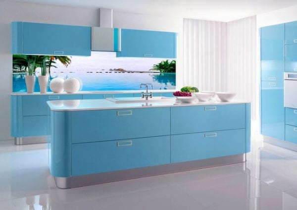 3D cкинали для кухни