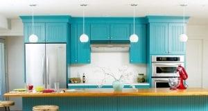 Расцветки кухонных гарнитуров