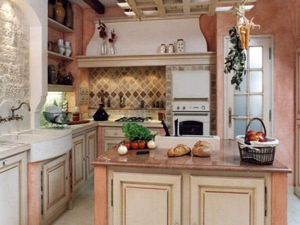 дизайн кухни в стиле прованс своими руками фото и видео инструкции