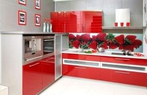 Фотофартуки для кухни