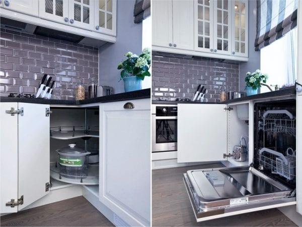 Маленькая-кухня-Икеа-2