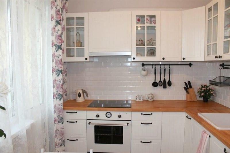 кухня в стиле прованс икеа фото идей оформления своими руками