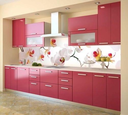 Какие cтеновые панели для кухни существуют