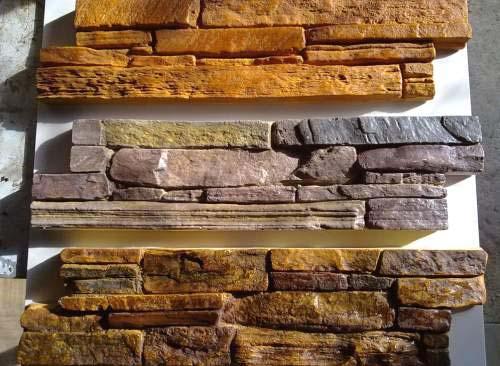 Бетонный формовой камень