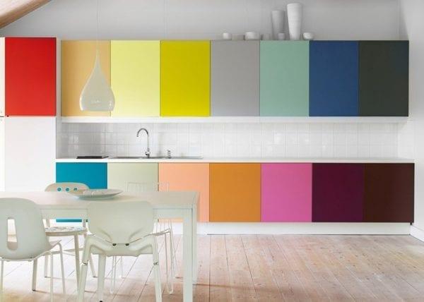 Какие дверцы выбрать для кухонной мебели и гарнитура