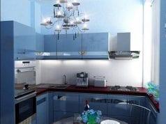 Планировка кухни площадью 9 квадратных метров: особенности интерьера
