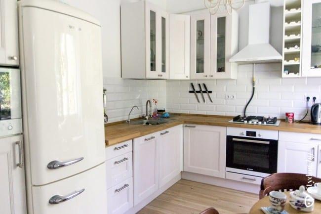 кухня угловая на 9 кв м фото