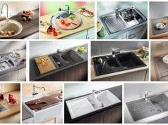 Выбор практичной и красивой раковины для кухни: полезные советы