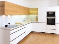 Г-образные кухни