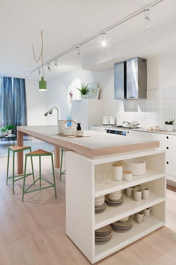 Стол островок для кухни
