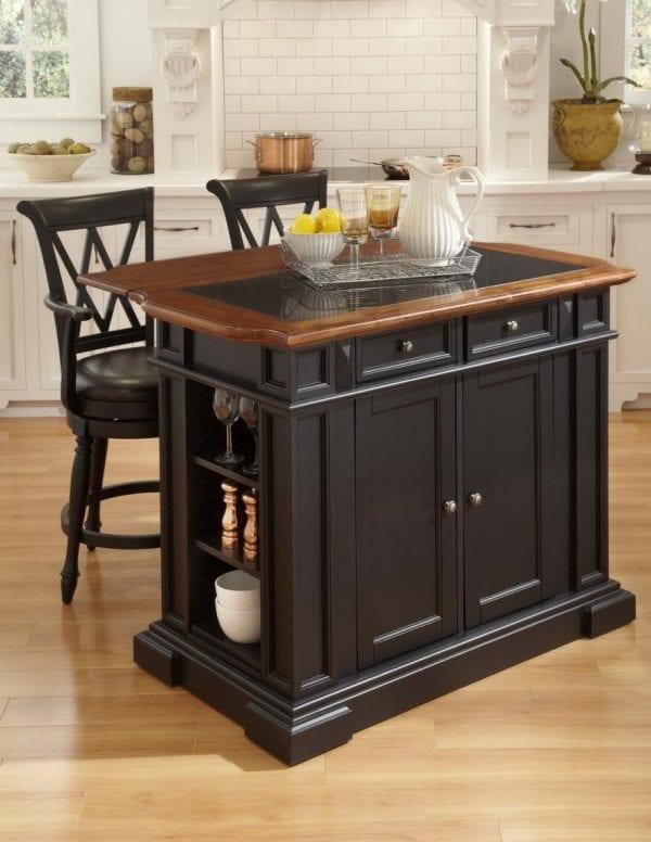 Маленький стол остров на кухню