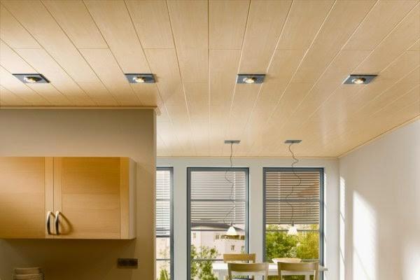Потолочные панели для кухни